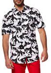 Daffy Duck Looney Tunes Licensed Summer Shirt