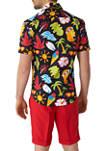 Tropical Thunder Hawaiian Summer Shirt
