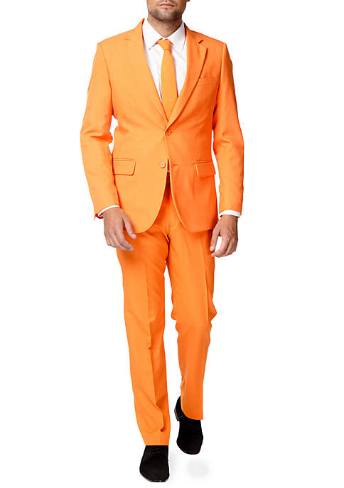 OppoSuits The Orange Suit