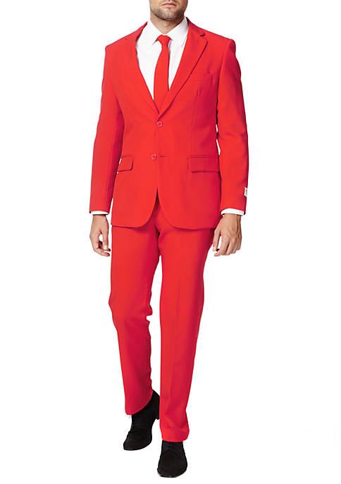 Red Devil Suit