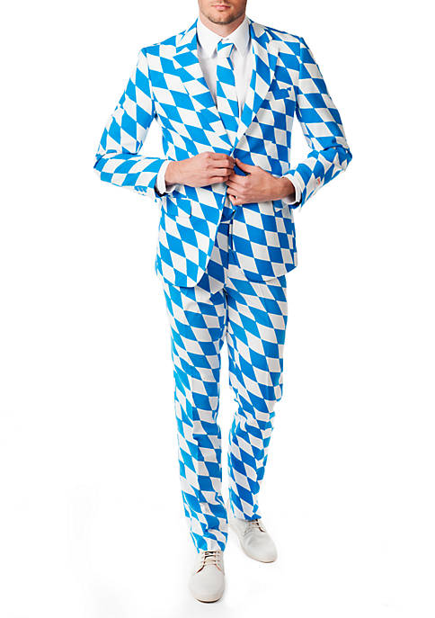 OppoSuits The Bavarian Diamond Suit