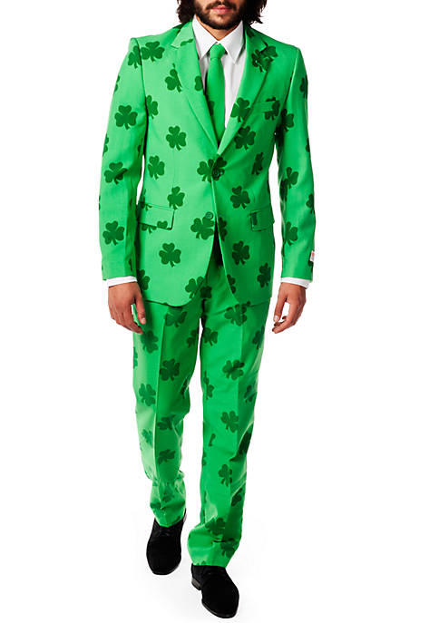 Patrick Shamrock Suit