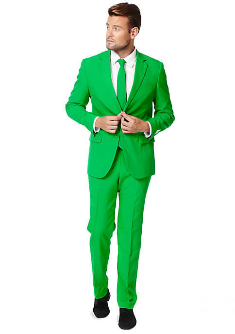 OppoSuits Evergreen Solid Suit