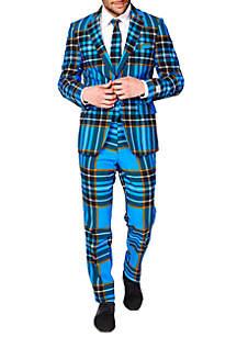OppoSuits Braveheart Plaid Suit