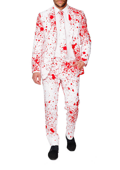 OppoSuits Bloody Harry Halloween Slim Fit Suit