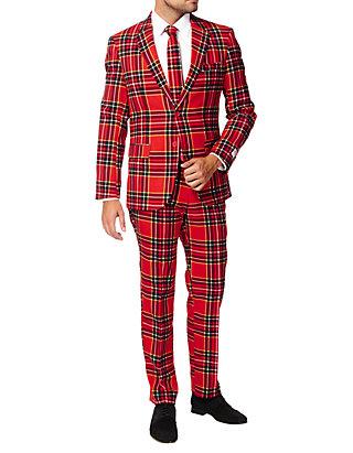 The Lumberjack Plaid Suit