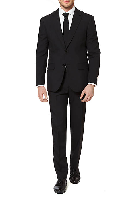 OppoSuits The Black Knight solid suit