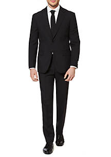 OppoSuits The Black Knight solid suit  b4b73ecb9