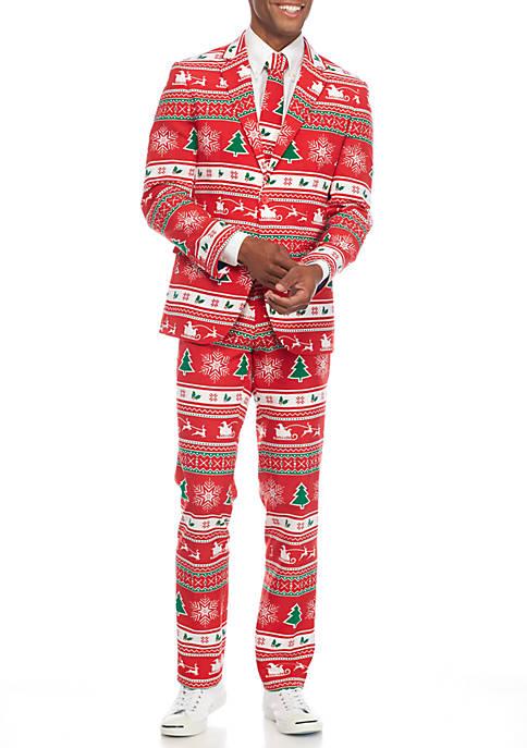 Winter Wonderland Suit