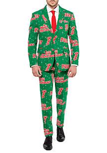 2-Piece Happy Holidude Suit