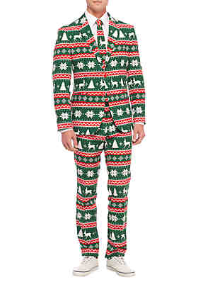 Mens Christmas Pajamas.Men S Christmas Suits Outfits Belk