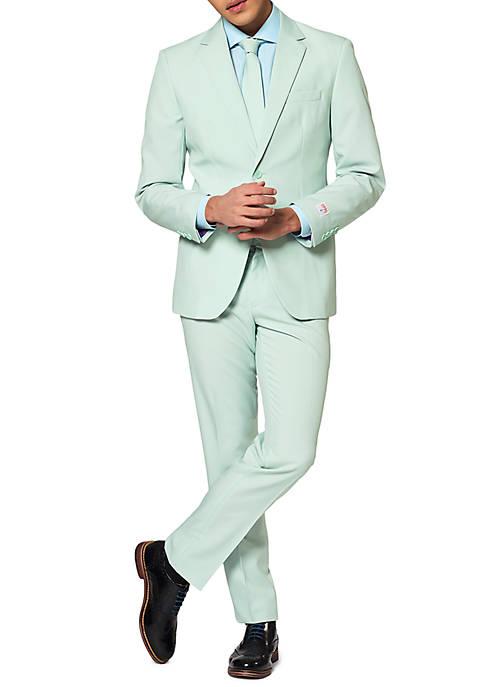 Magic Mint Solid Suit