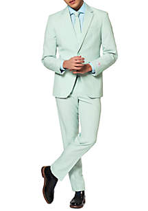 OppoSuits Magic Mint Solid Suit