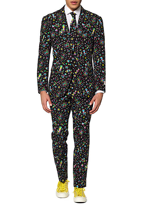 OppoSuits Disco Dude Carnival Suit
