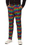 Wild Rainbow Pride Suit