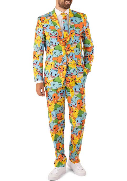 OppoSuits Pokémon™ Licensed Slim Fit Suit