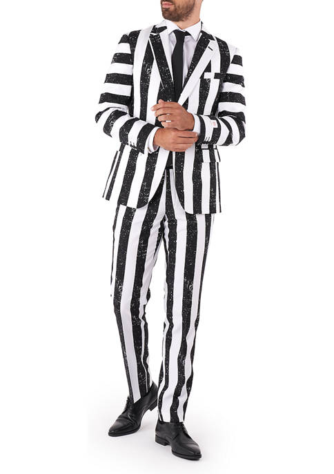 OppoSuits Beetlejuice™ Licensed Slim Fit Suit