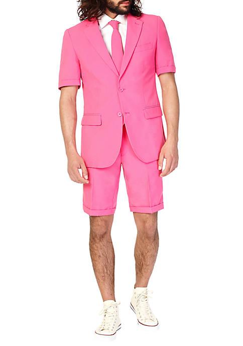 Summer Mr. Pink 2-Piece Suit