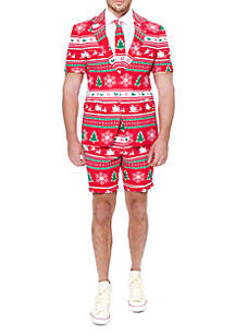 2-Piece Summer Winter Wonderland Suit
