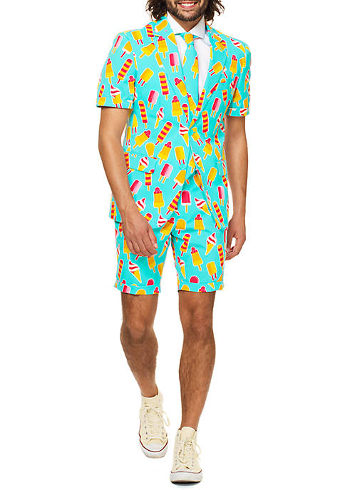 OppoSuits 2 Piece Summer Cool Cones Suit