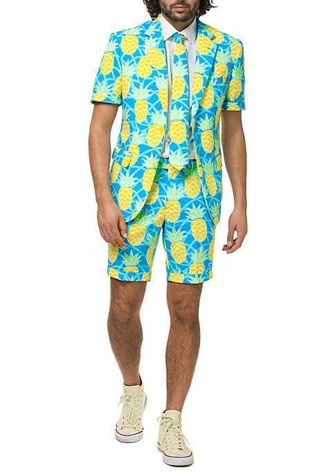 OppoSuits 2-Piece Summer Shineapple Suit Set