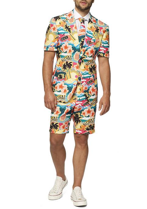 OppoSuits Summer Aloha Hero Tropical Suit