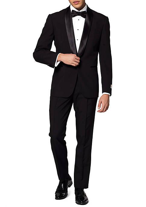 OppoSuits Jet Set Black Festive Tuxedo