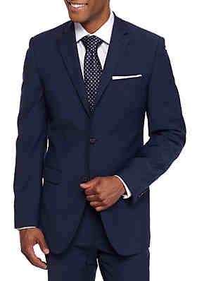 6d75485e974c Crown & Ivy™ Slim Fit Navy Stretch Suit Coat ...