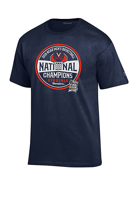 Champion® Virginia Cavaliers National Champions T Shirt