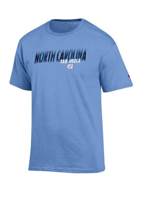 Champion® NCAA North Carolina Tar Heels Slanted Line