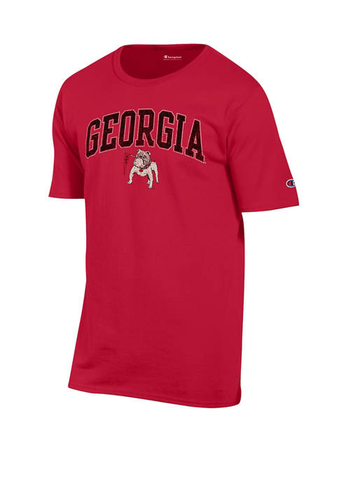 Champion® NCAA Georgia Bulldogs Heritage Vault T-Shirt