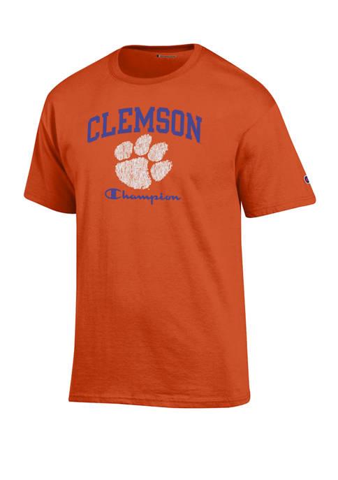 NCAA  Clemson Tigers Logo T-Shirt