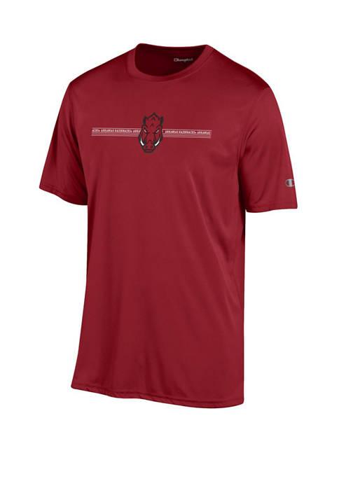 Champion® NCAA Arkansas Razorbacks Athletic Short Sleeve T-Shirt