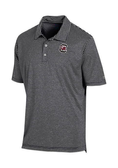 Champion® NCAA South Carolina Gamecocks Stadium Stripe Polo
