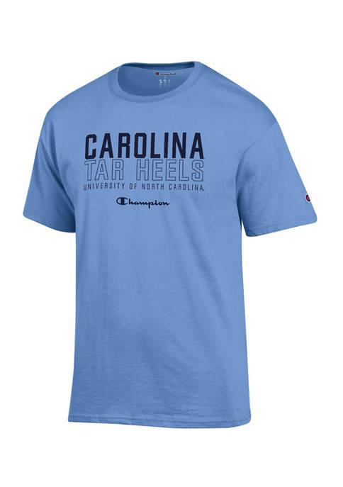 Champion® NCAA UNC Tar Heels Short Sleeve T-Shirt