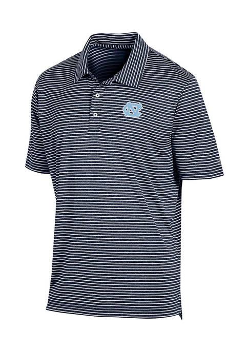 Champion® NCAA UNC Tar Heels Stadium Stripe Polo