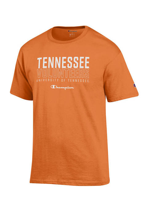 Champion® NCAA Tennessee Volunteers Short Sleeve T-Shirt