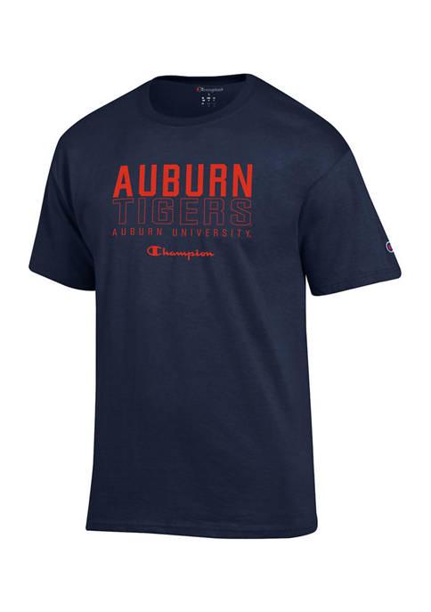 Champion® NCAA Auburn Tigers Short Sleeve T-Shirt