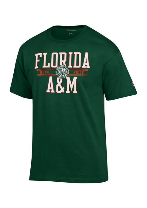 Champion® NCAA Florida A&M Rattlers Short Sleeve Graphic