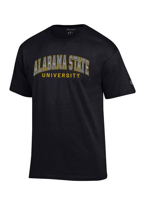 Champion® NCAA Alabama State Hornets Short Sleeve Graphic
