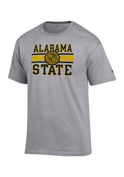 Champion® NCAA Alabama State Hornets Short Sleeve Graphic