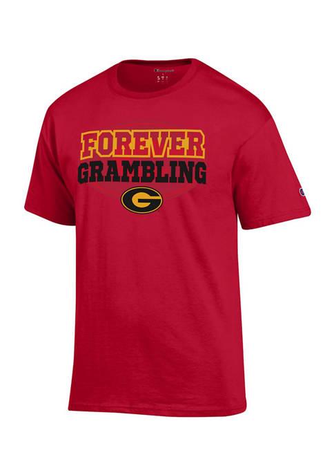 NCAA Grambling State University Forever Graphic T-Shirt