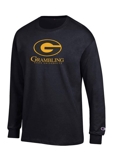 Champion® NCAA Grambling State University Long Sleeve Graphic