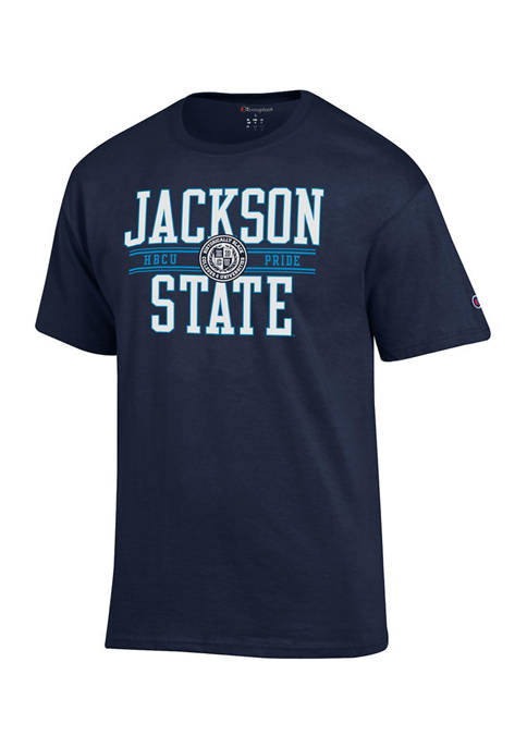 Champion® NCAA Jackson State HBCU Pride Graphic T-Shirt