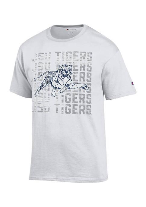 Champion® NCAA Jackson State Logo Graphic T-Shirt
