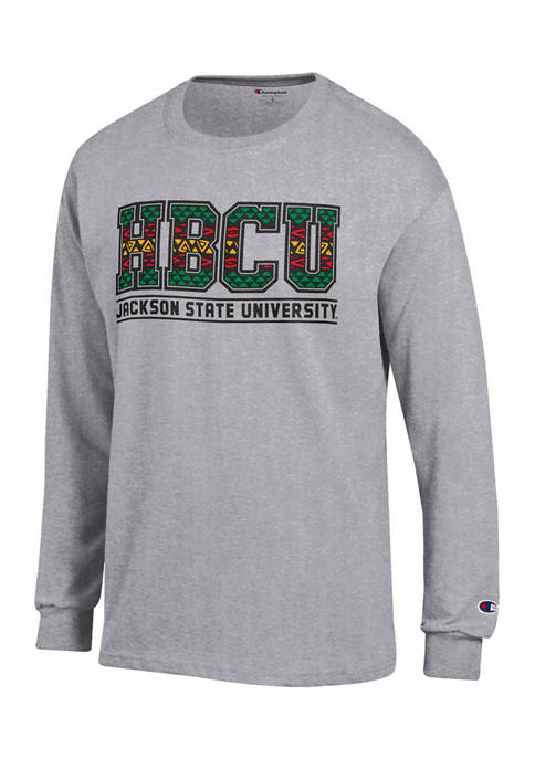 Champion® NCAA Jackson State Tigers HBCU Long Sleeve