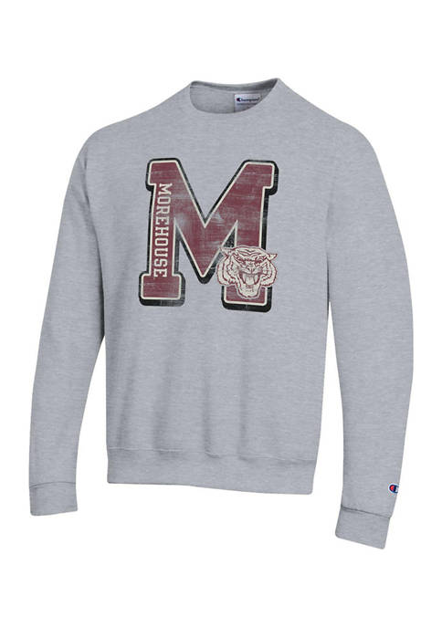 NCAA Maroon Tigers Long Sleeve Graphic Pullover
