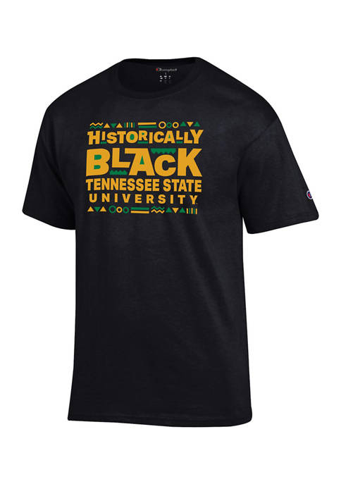 NCAA Tennessee State Tigers Short Sleeve Graphic T-Shirt