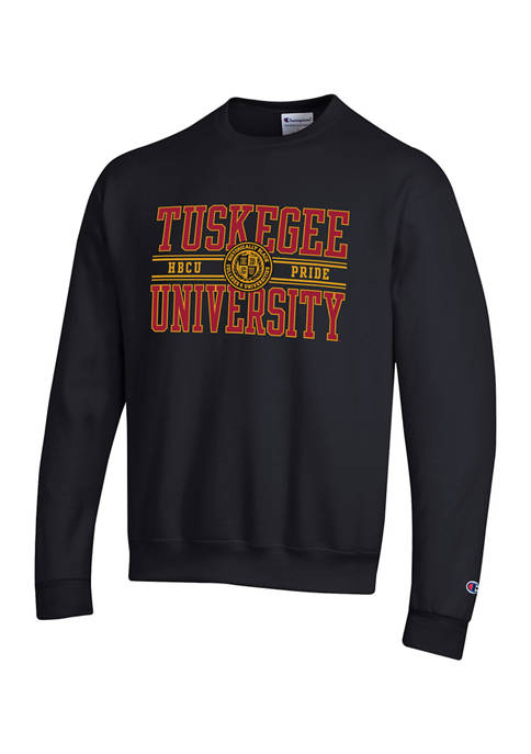 Champion® NCAA Tuskegee Golden Tigers Long Sleeve Graphic