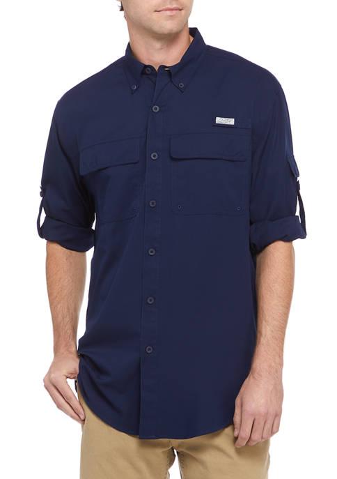Ocean + Coast® Long Sleeve Fishing Shirt